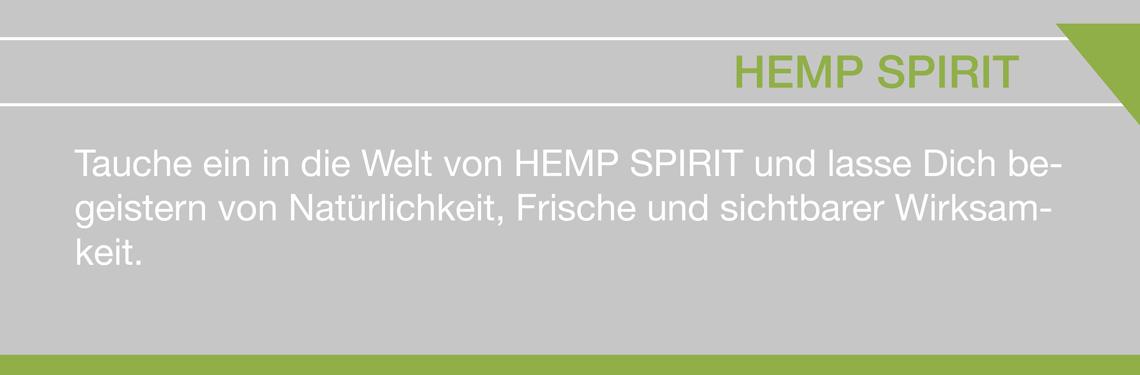 HEMP SPIRIT