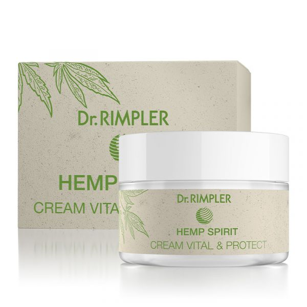 HEMP SPIRIT Cream Vital & Protect